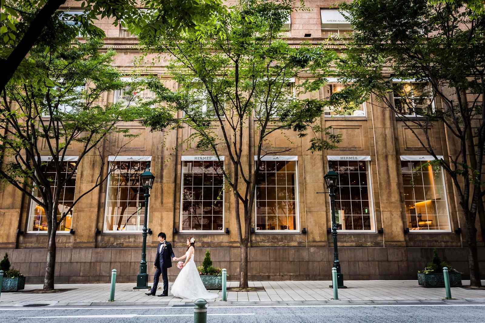 高松市の結婚式場紹介所神戸旧居留地