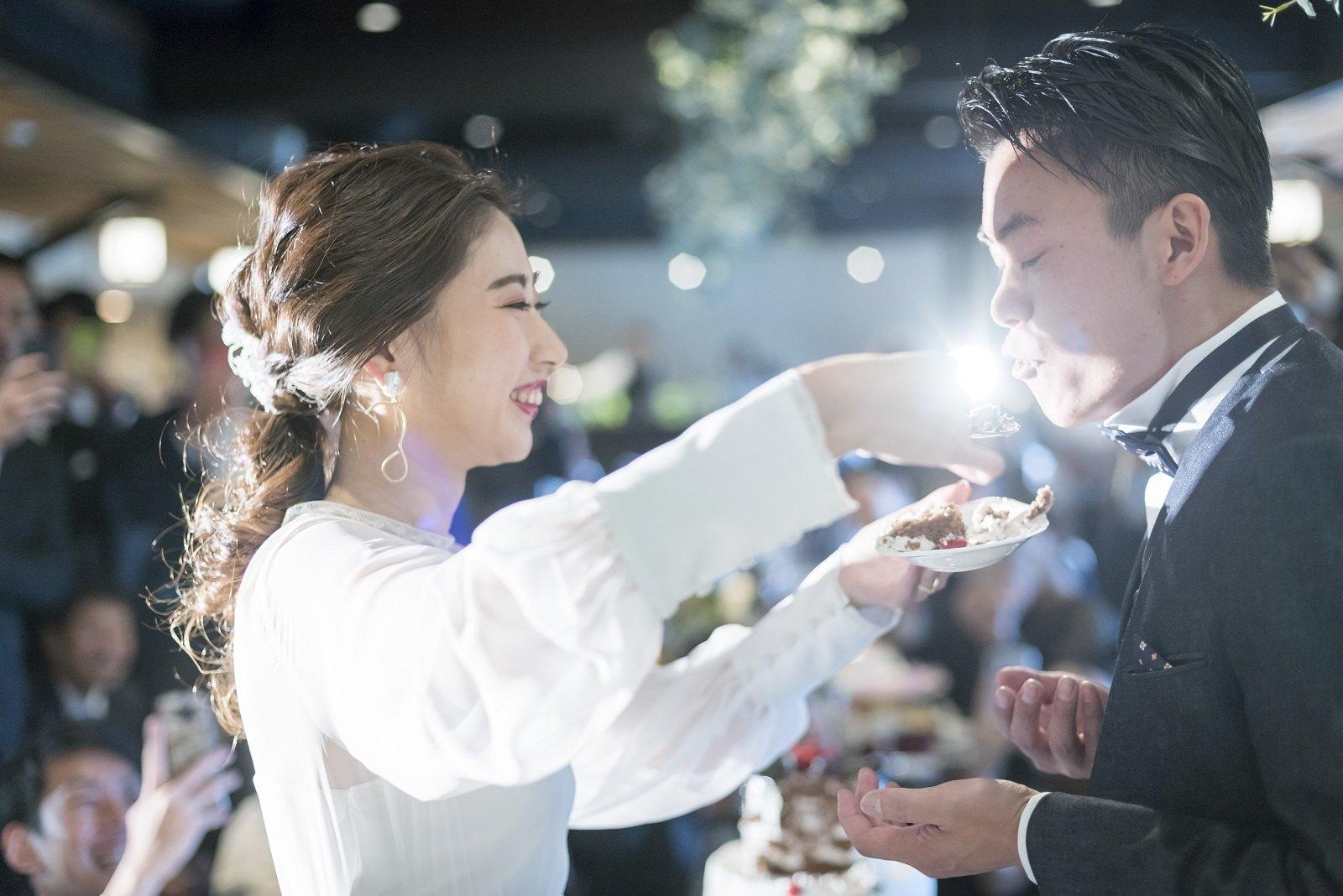 香川県高松市の小さな結婚式相談カウンターマリマリコンシェルジュのご紹介式場でファーストバイト