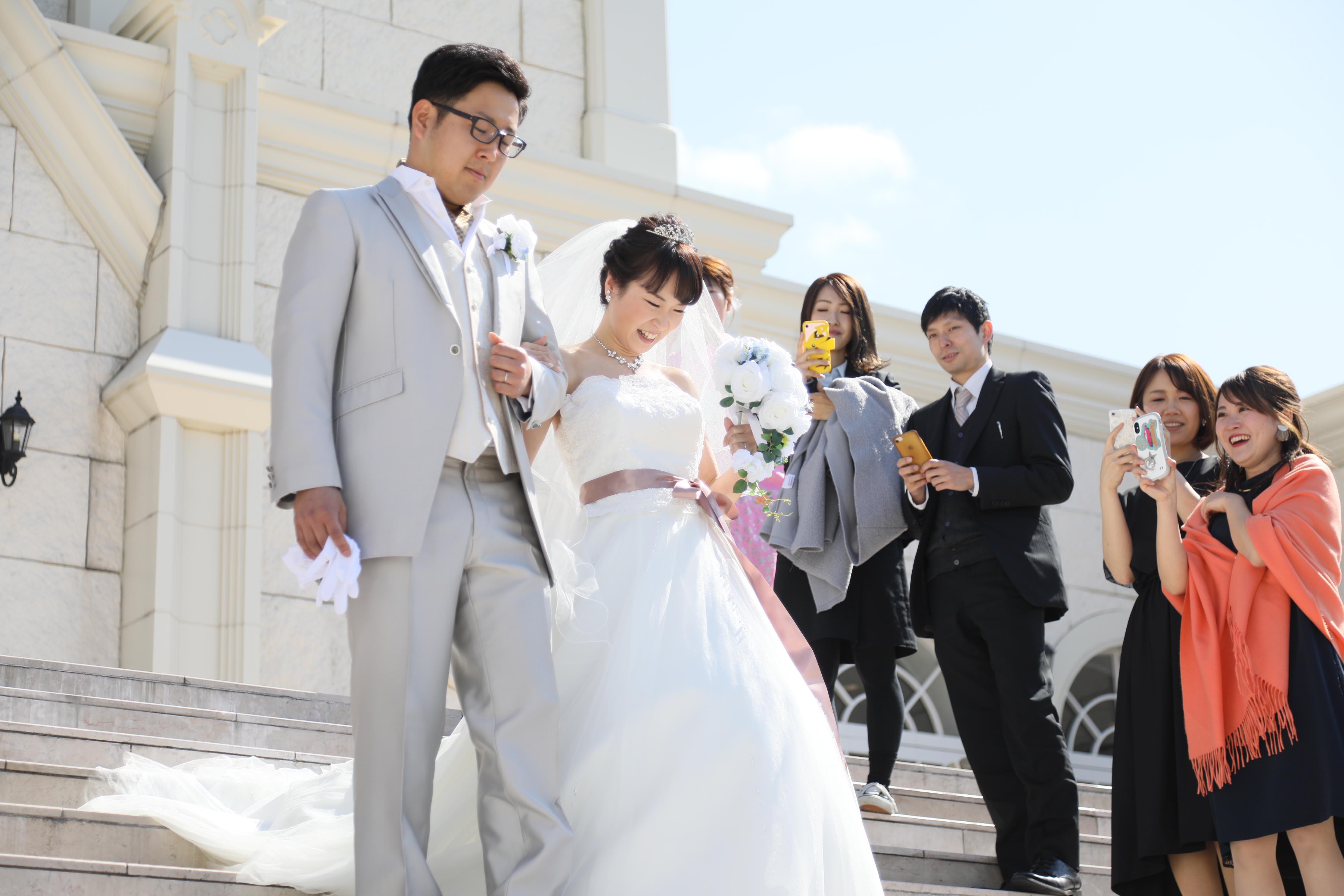 香川県高松市の小さな結婚式紹介所マリマリコンシェルジュで少人数での結婚式をご案内