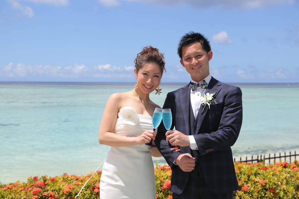 香川県高松市の小さな結婚式紹介所マリマリコンシェルジュで海外ウエディング後のパーティーのご紹介