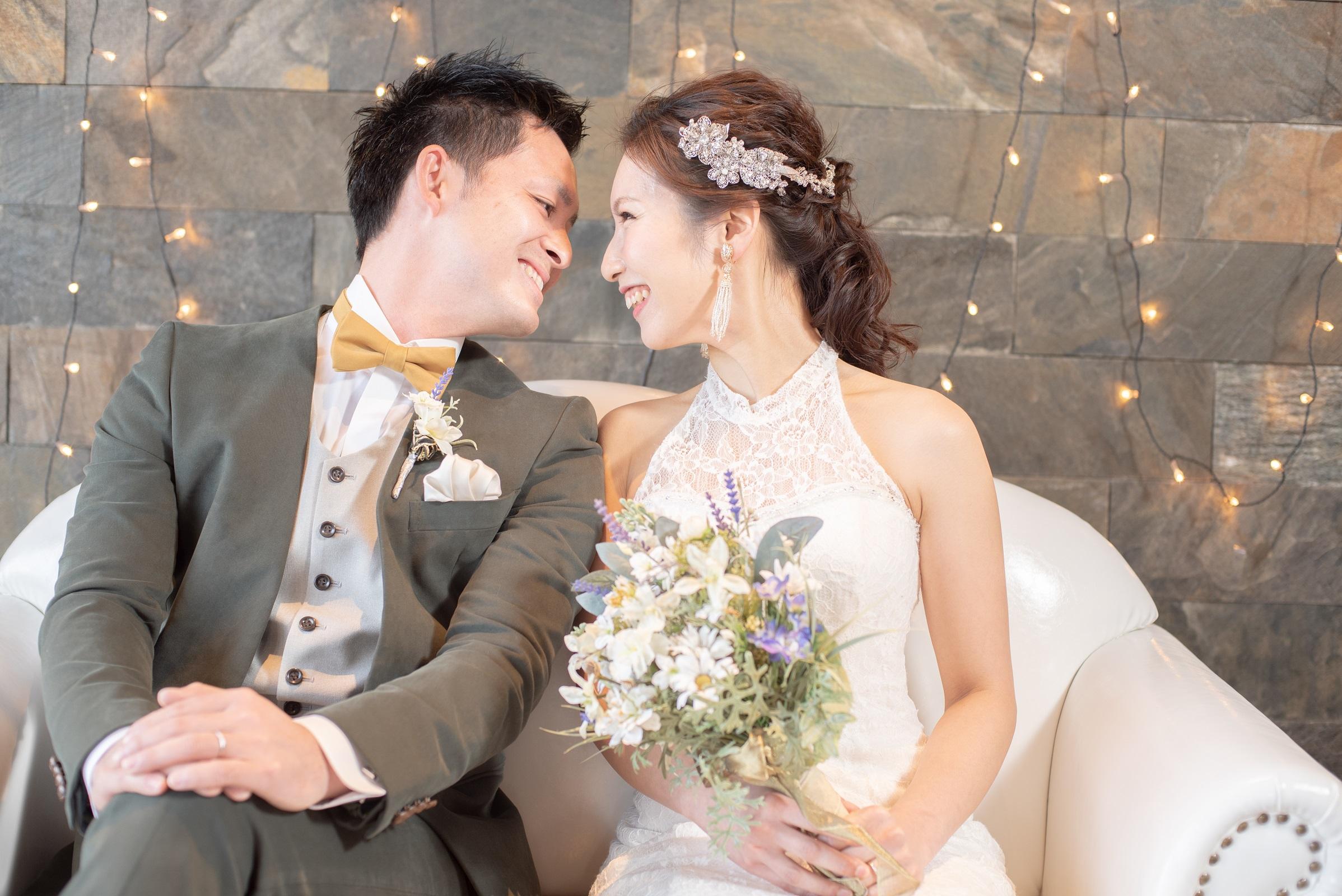 香川県高松市の小さな結婚式紹介所マリマリコンシェルジュで写真のみの結婚式