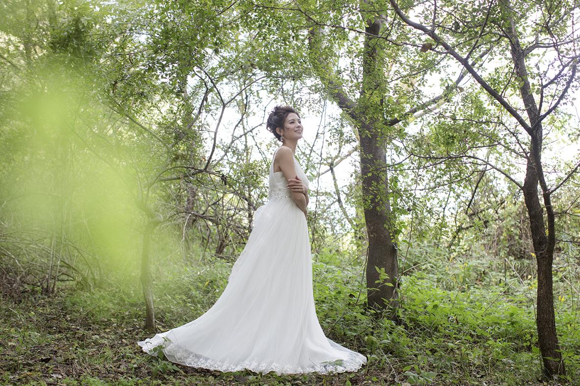 香川県高松市の結婚相談カウンターマリマリコンシェルジュでドレス選び