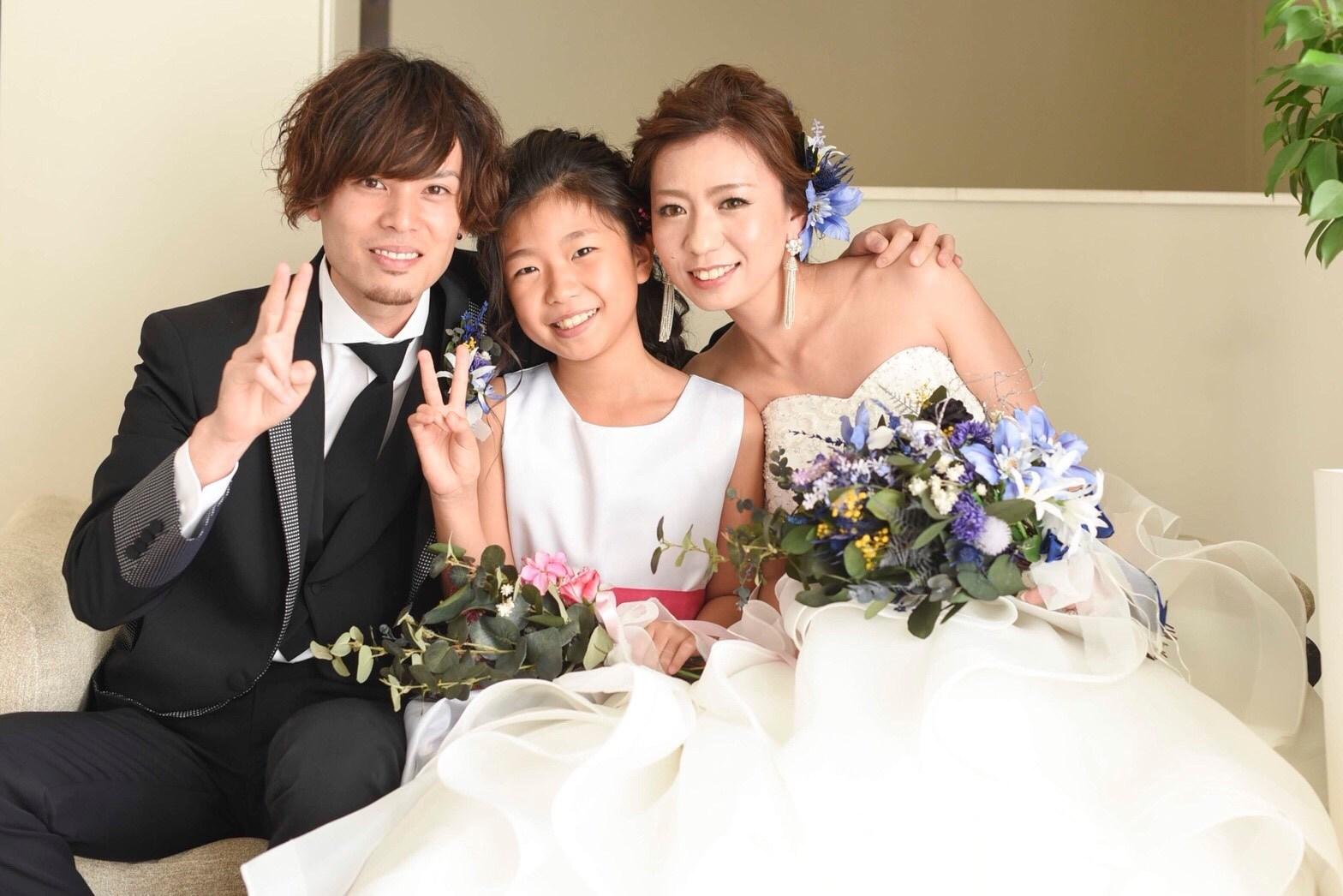 香川県高松市の小さな結婚式紹介所マリマリコンシェルジュでパパママ婚