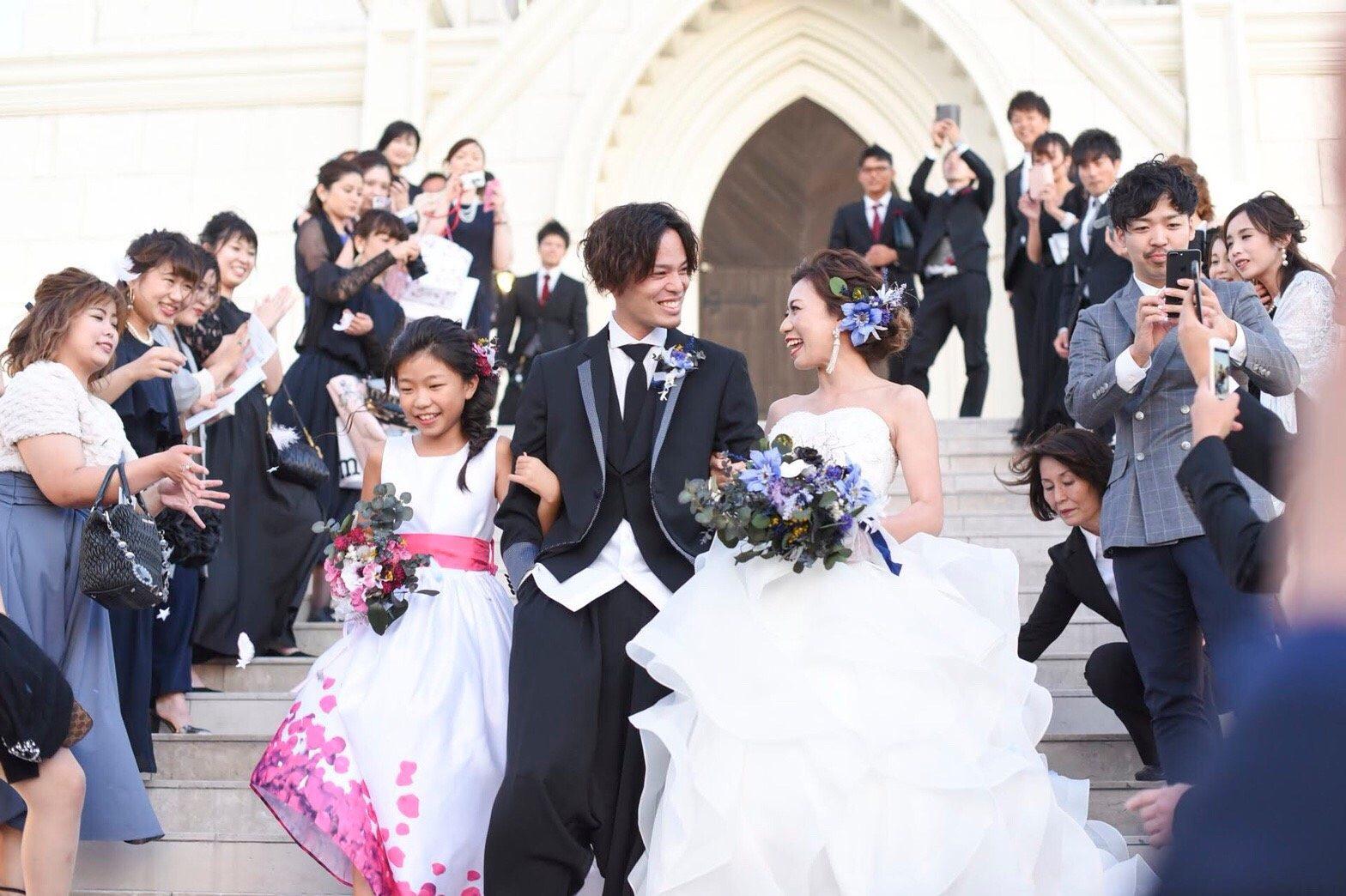 香川県高松市の小さな結婚式紹介所マリマリコンシェルジュでファミリーウエディングのご紹介