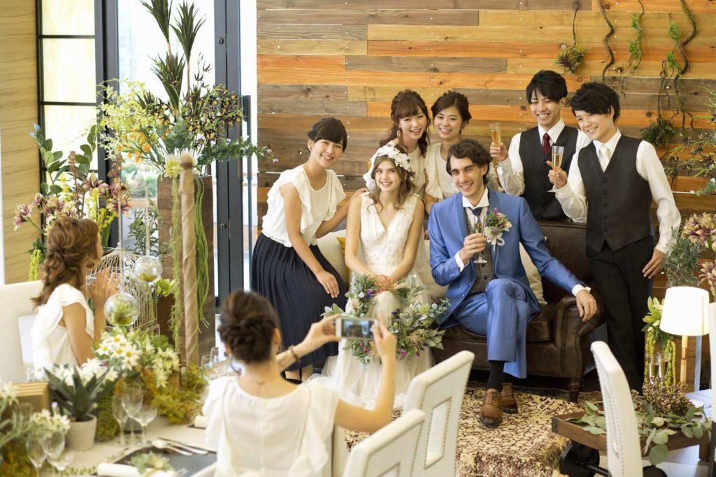 高松市の小さな結婚式相談所マリマリコンシェルジュで1.5次会をご紹介