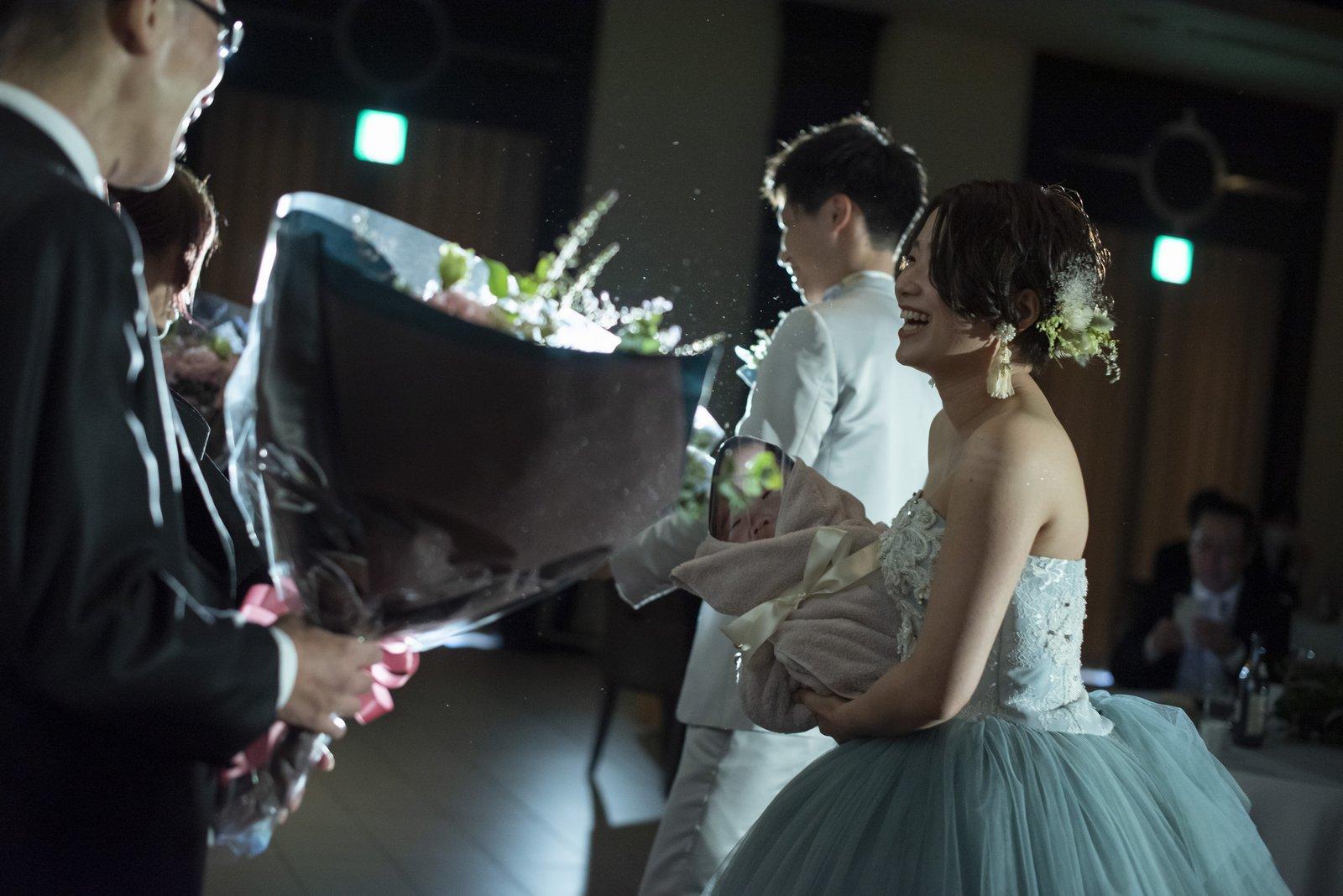 高松市の結婚式場アイルバレクラブ ウエイト米