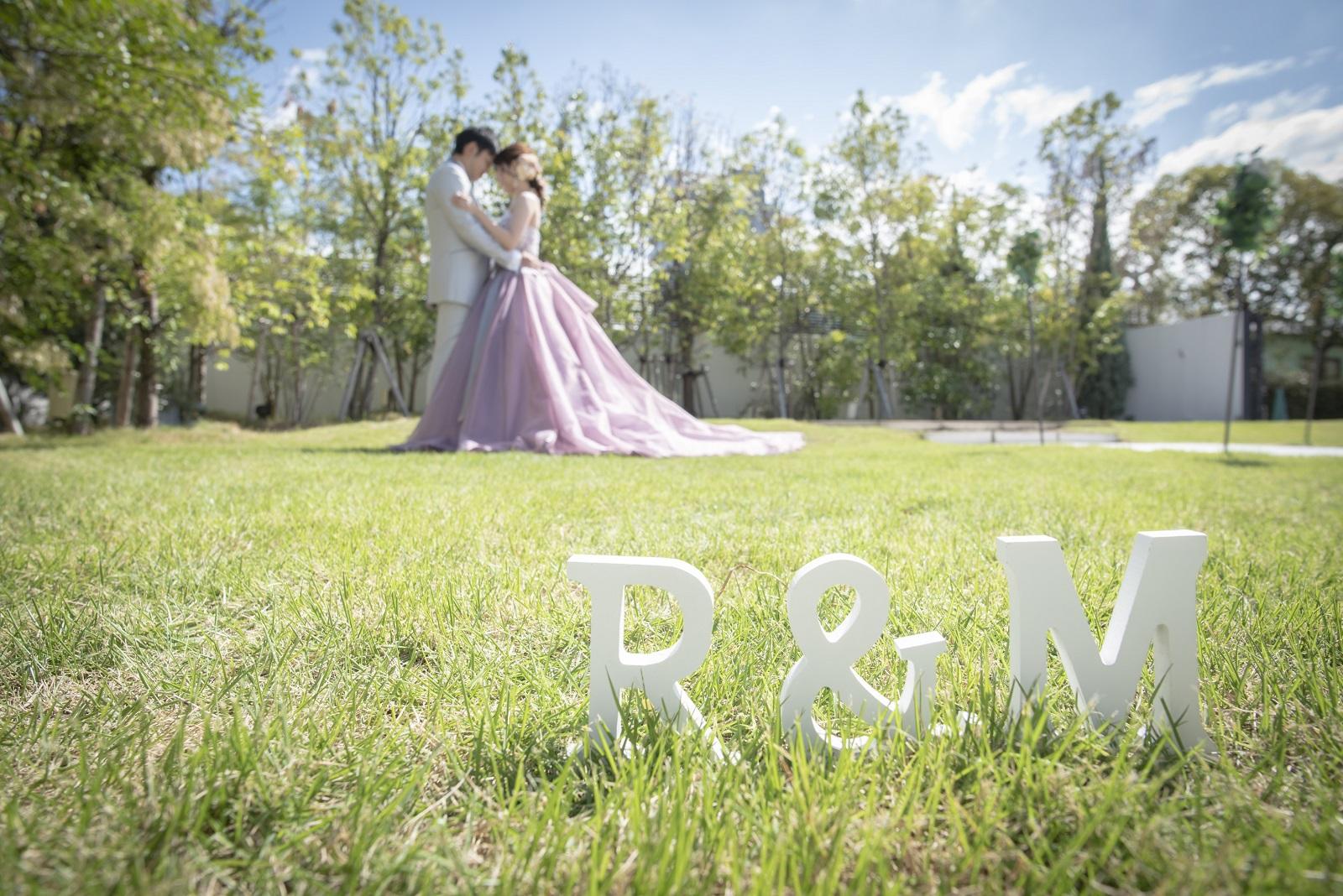 香川県高松市の結婚式場のフォト婚