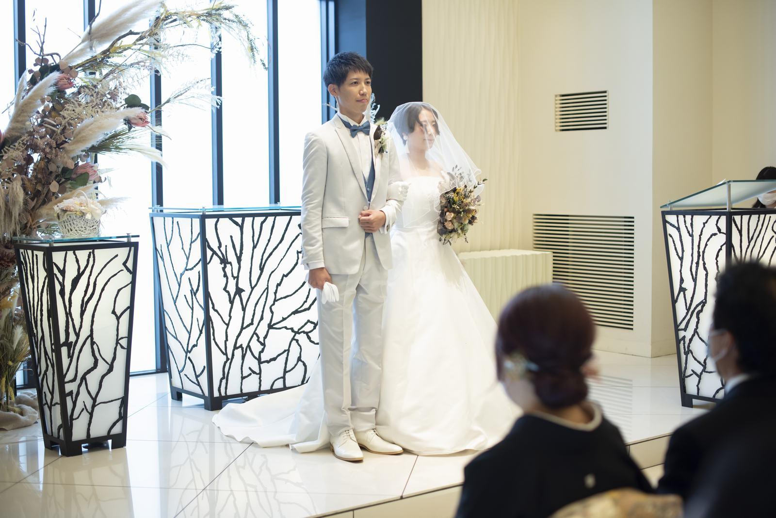 高松市の結婚式場アイルバレクラブ 挙式